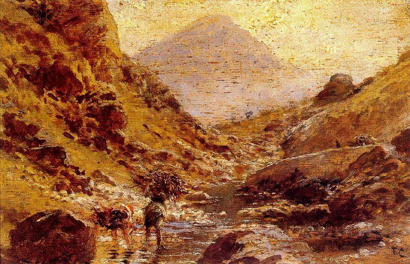 Thomas Campuzano Aguirre. Valley