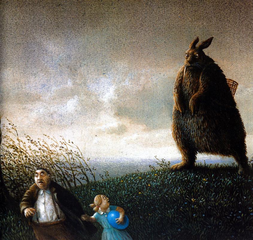 Михаэль Сова. Счастливой Пасхи
