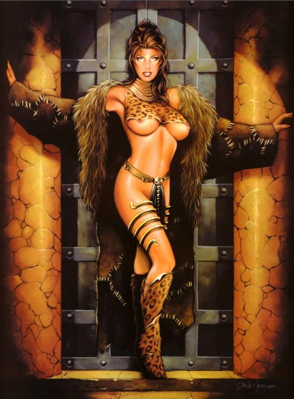 Дэйв Нестлер. Королева джунглей
