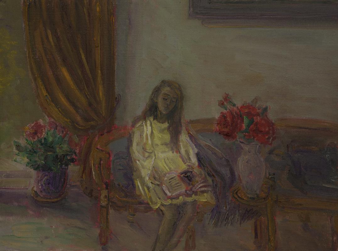Victoria Malshakova. Sofia reading.