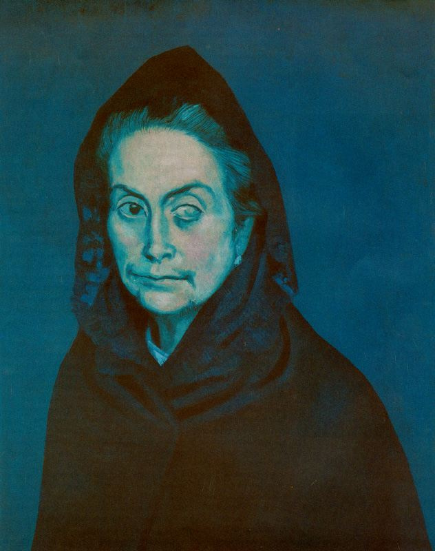 Pablo Picasso. Celestine