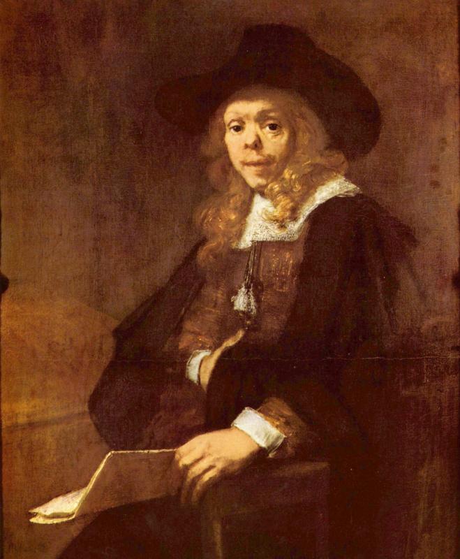 Портрет Жерара де Лересс