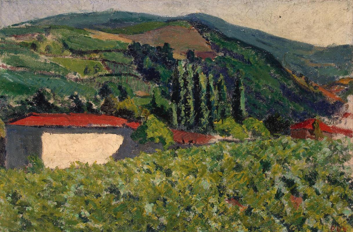 Жан Пюи. Пейзаж
