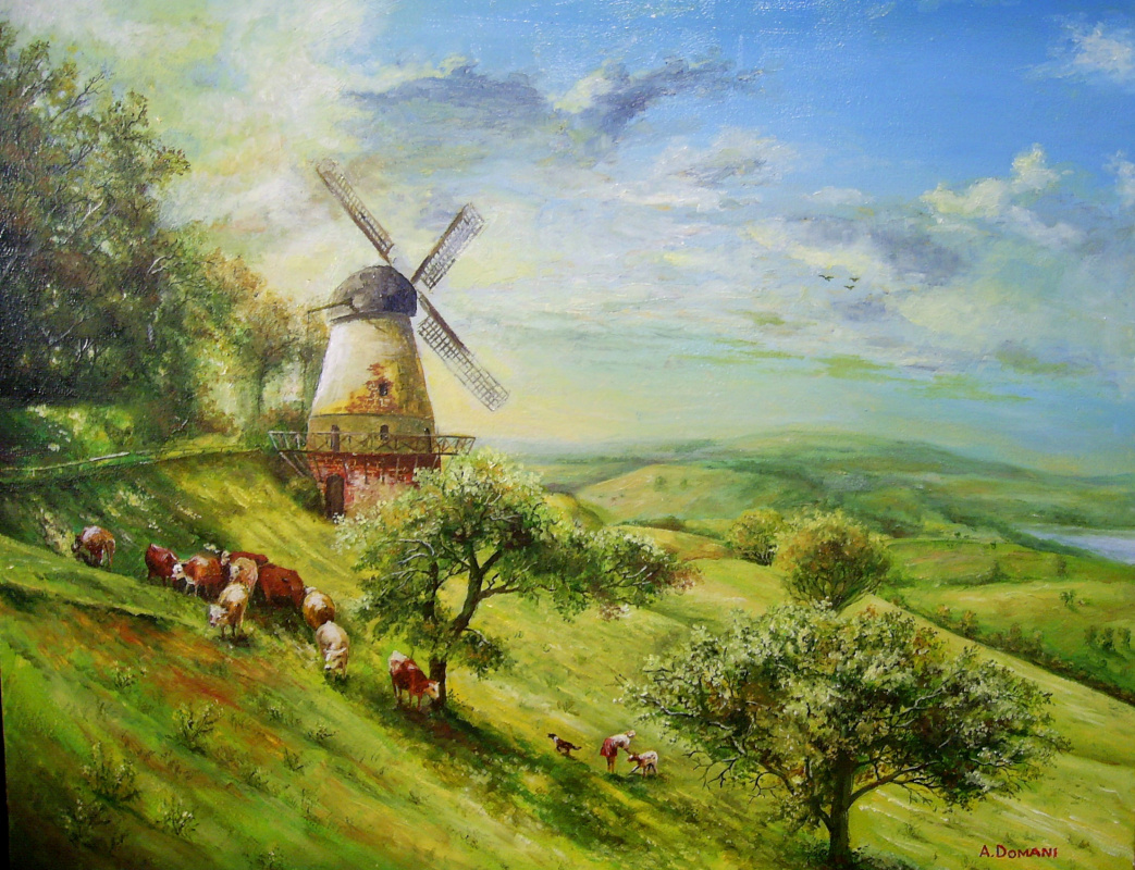 Andrey Domanin. Endless summer