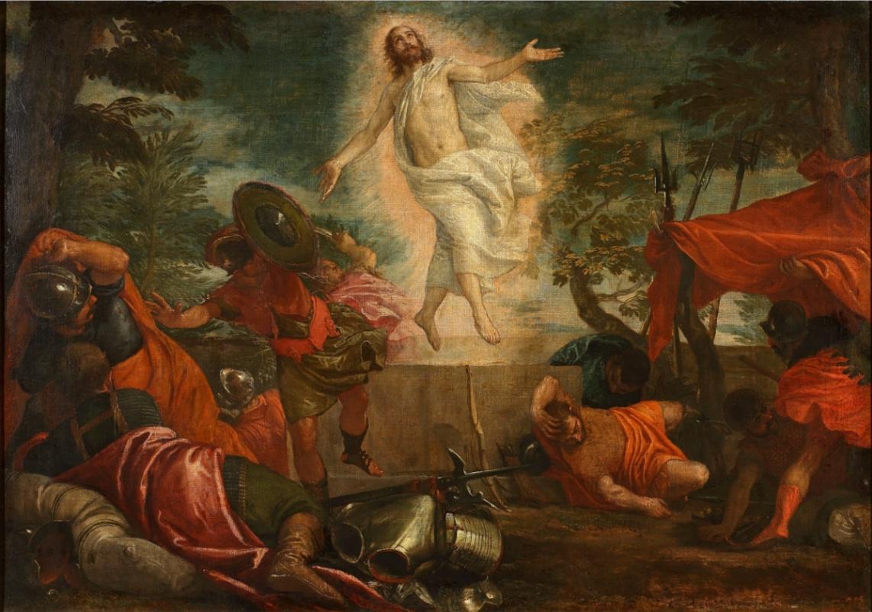 Паоло Веронезе. Воскресение Христа