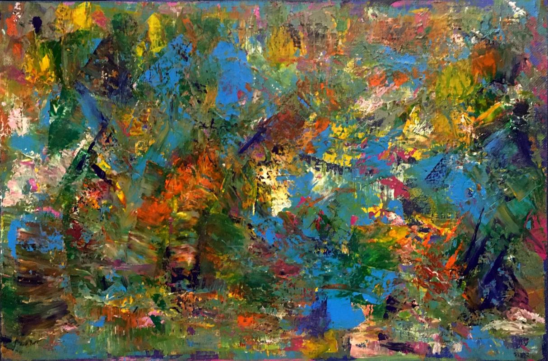 Yuri K. Abstraction 21