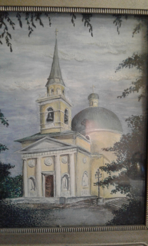 Koroleva Tatyana. Омский Казачий Собор