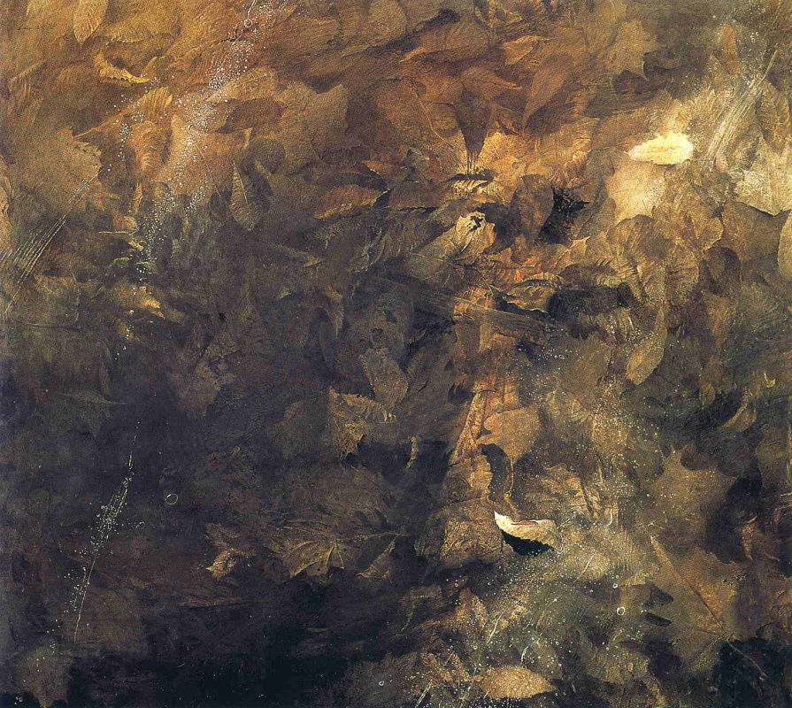 Andrew Wyeth. Thin ice