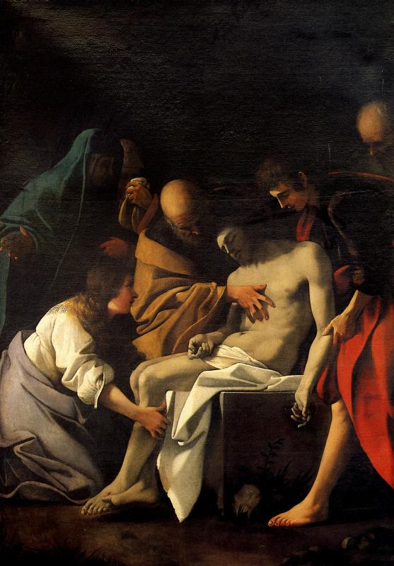 Бартоломео Скедоне. Положение во гроб