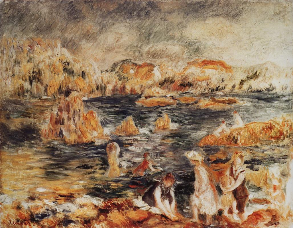 Artist Pierre Auguste Renoir: works, paintings, biography and interesting facts
