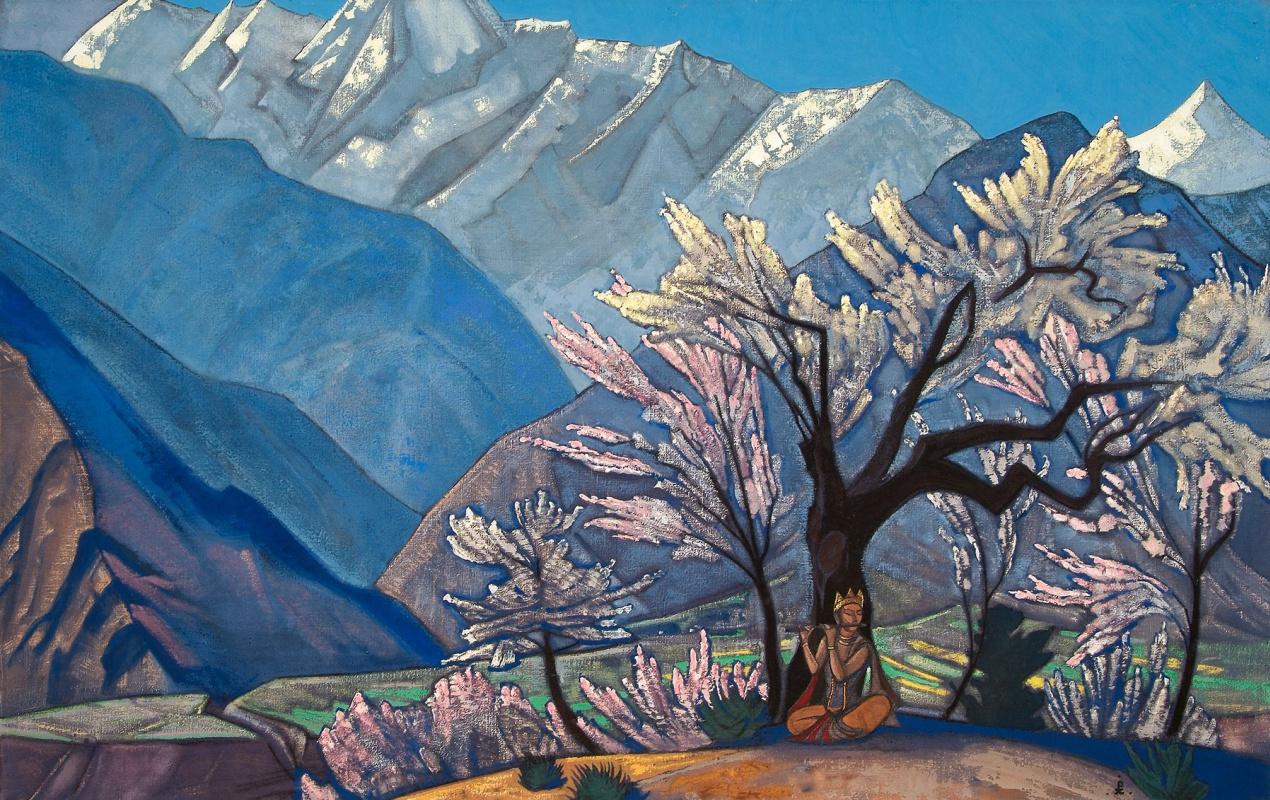 Nicholas Roerich. Krishna
