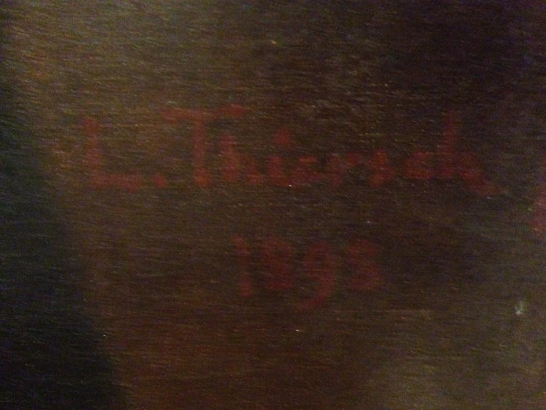 Portrait of Aivazovsky
