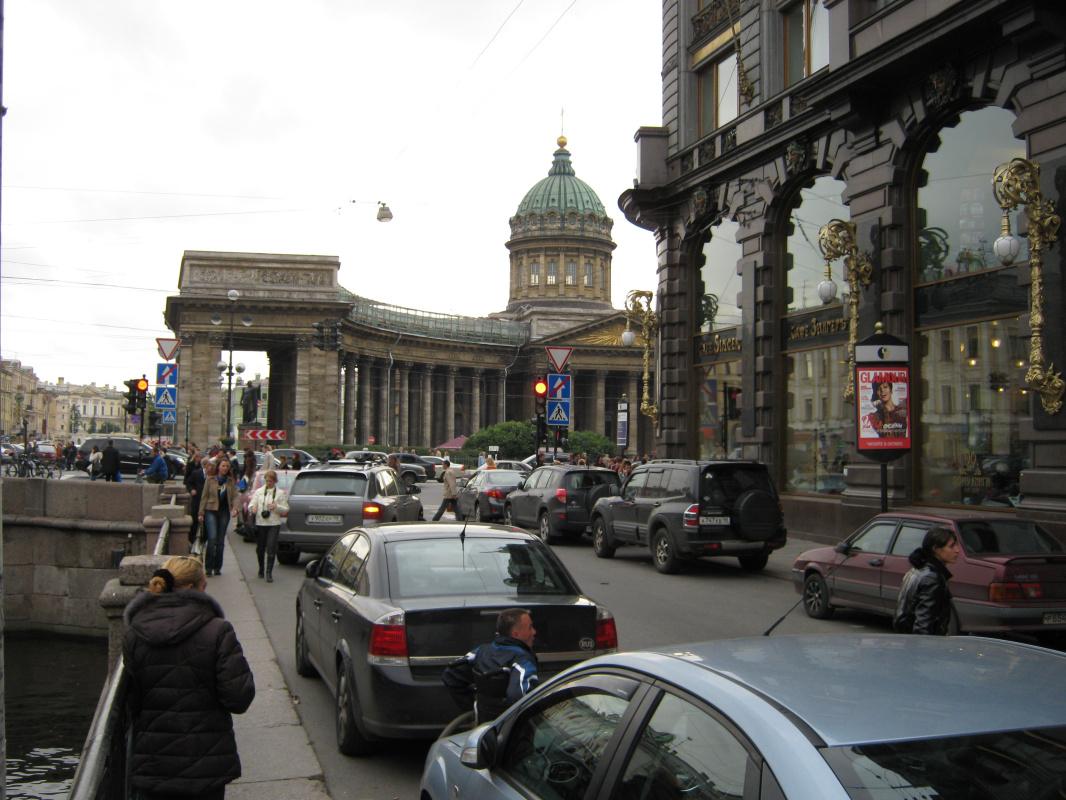"Алексей Гришанков (Alegri). ""Kazan Cathedral"""
