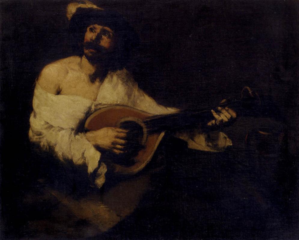 Theodul-Augustin The RIBO. Musician