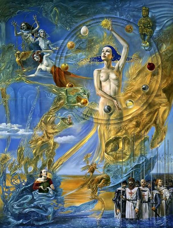 Mikhail Khokhlachov. Equilibrium at the absolute distinction 2
