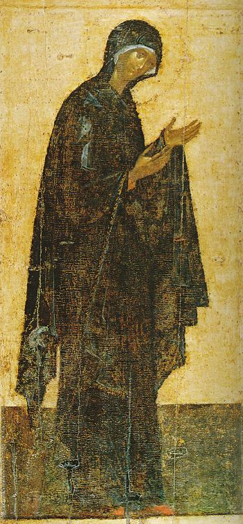 Icon Painting. Theophanes the Greek