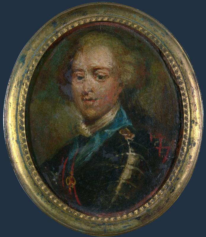 Неизвестные Французские. Принц Чарльз Эдуард Стюарт