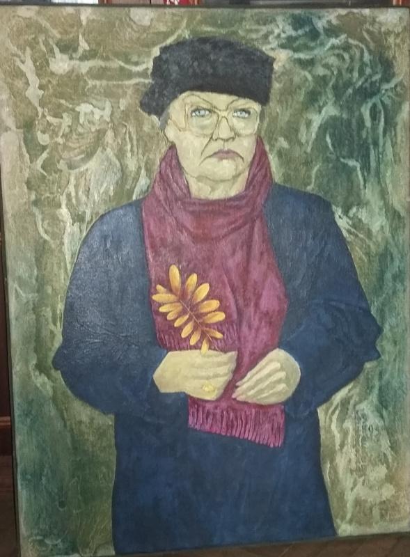 Nikolay Zverev. Lady