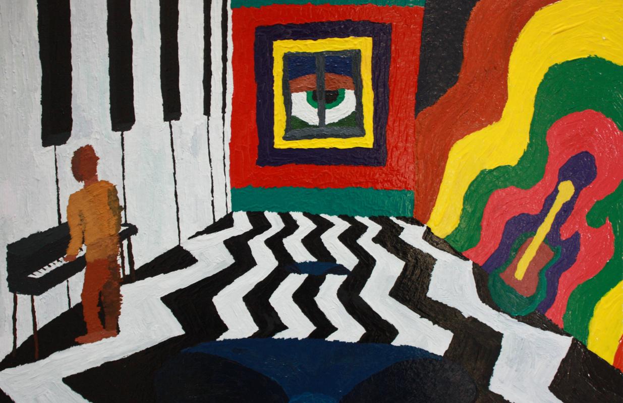 Max Yakushenok. Sevych's room