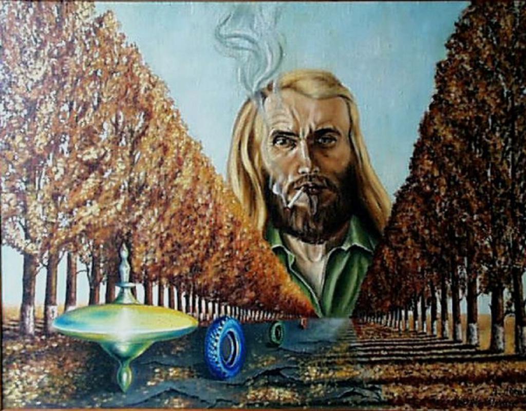 Vladimir Vasilyevich Abaimov. The Wheels
