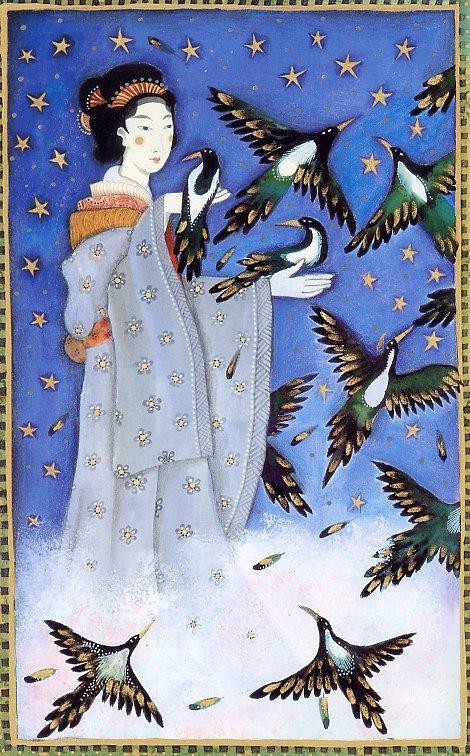 Джейн Рэй. Птицы