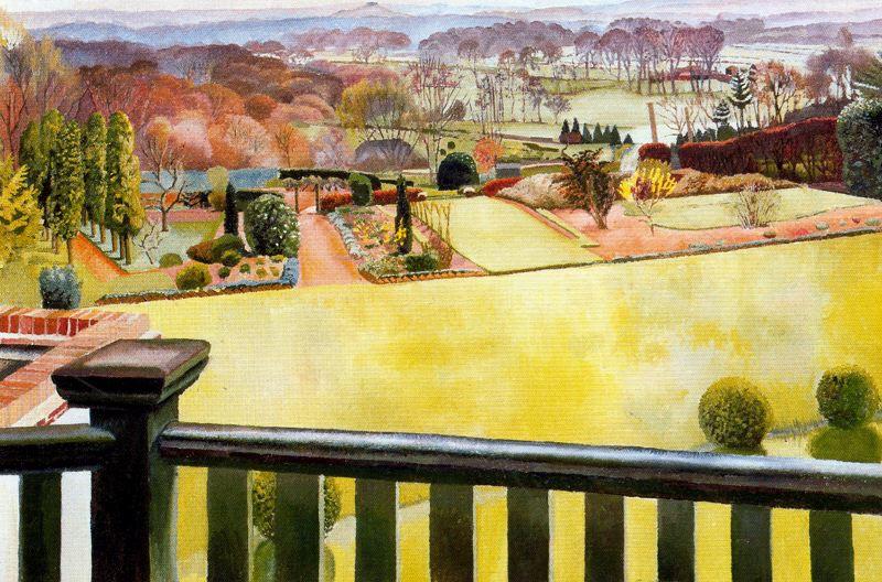 Stanley Spencer. A park
