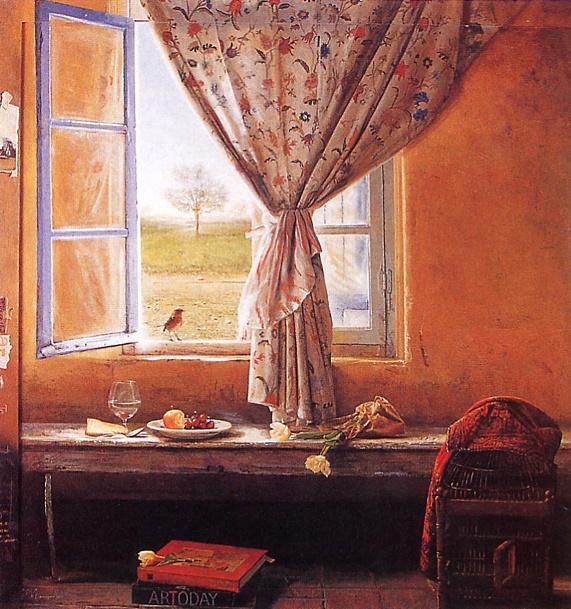 Али Есмеилипоур. Окно