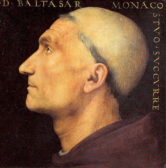 Pietro Perugino. Profile