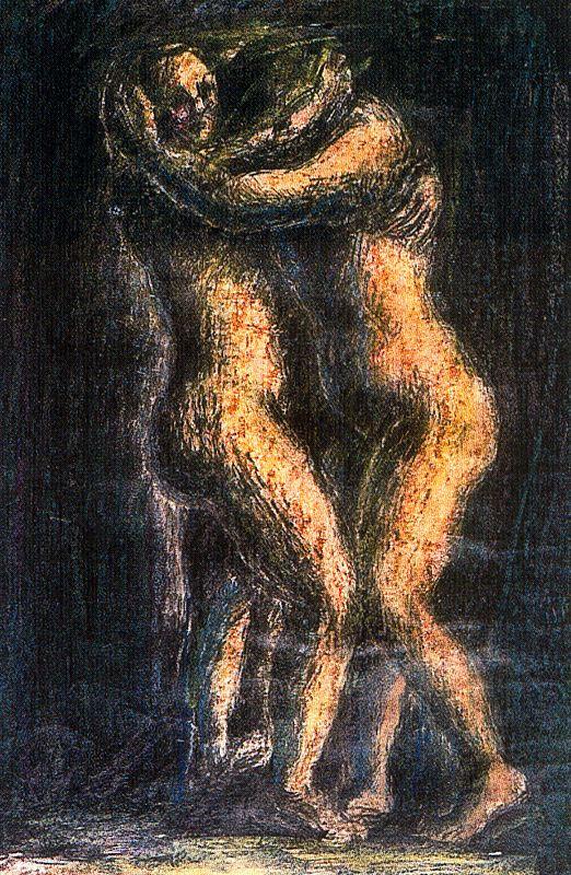 Иисус де Персеваль. Объятия