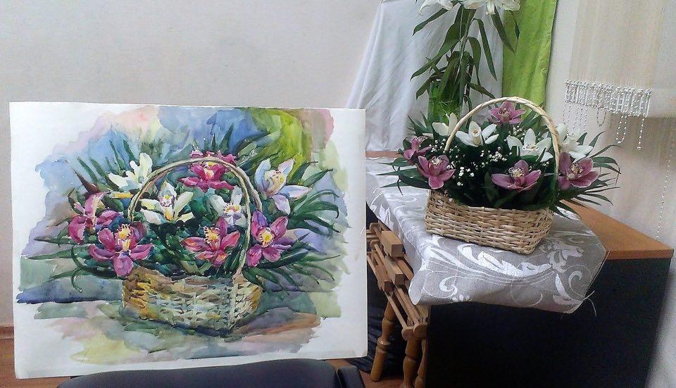 Lilia Georgievna Evsyukova. Eternal beauty