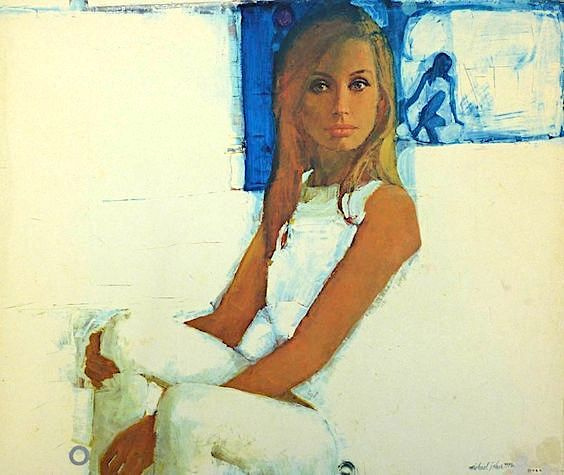 Michael Johnson. Jane Lumb 1968
