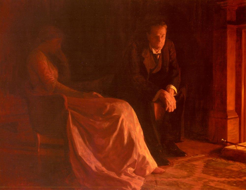 John Collier. Confession