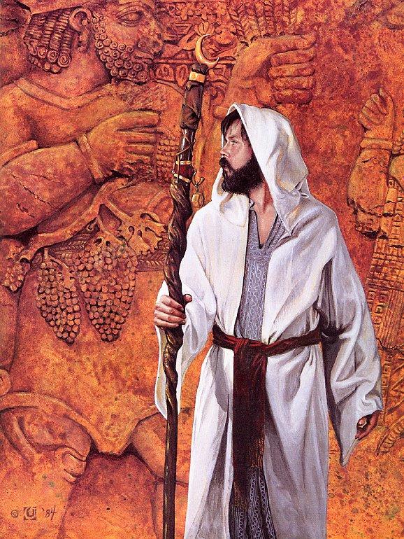 Давид Черри. Человек пророк