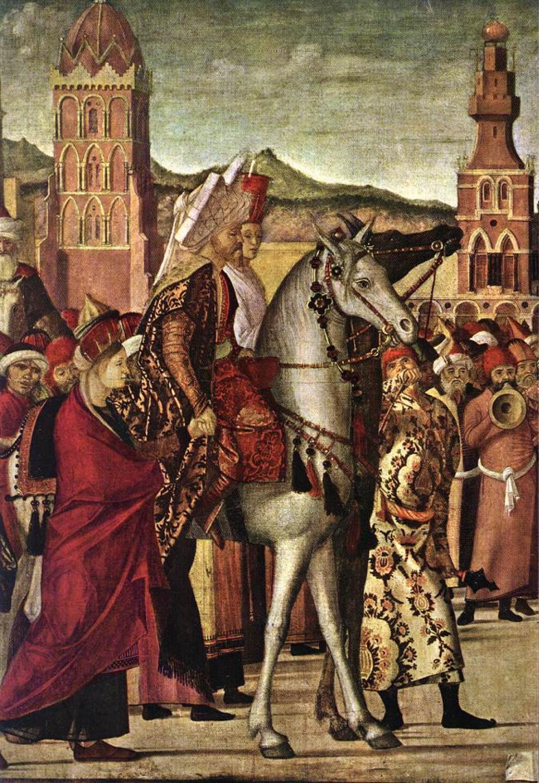 Витторе Карпаччо. Триумф Св. Георга