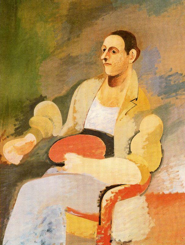 Аршиль Горки. Портрет 8