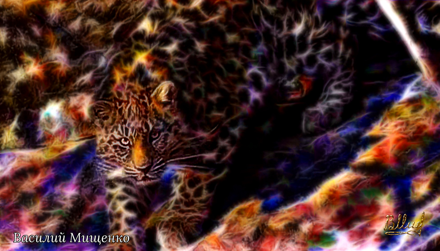 Vasiliy Mishchenko. Animals 016