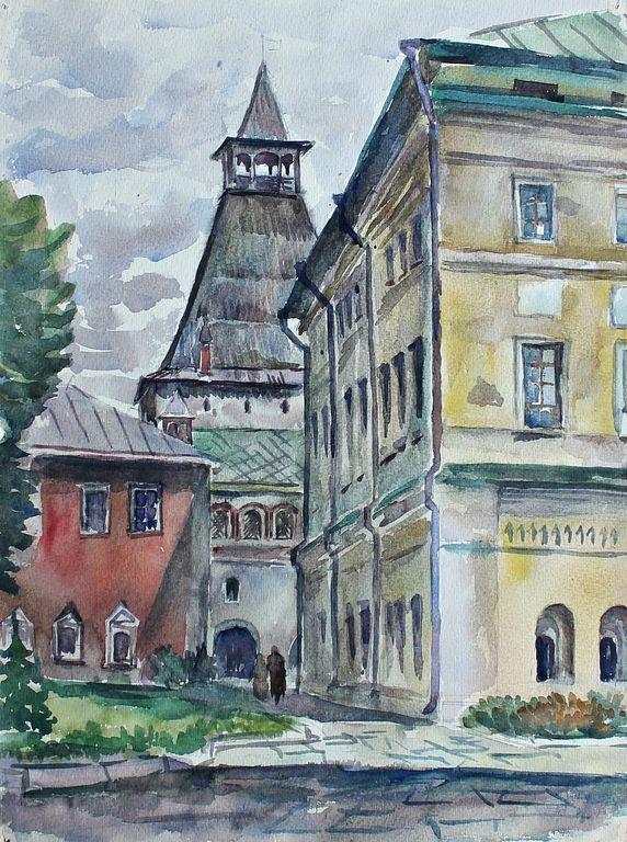Eduard Stepanovich Kochergin. Rostov the Great. Street