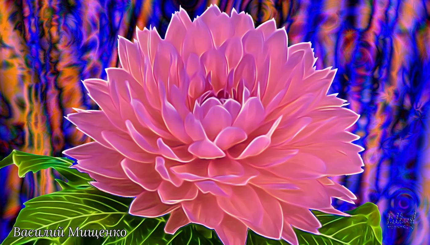 Vasiliy Mishchenko. Flowers 0110
