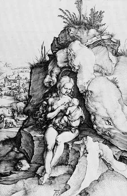 Альбрехт Дюрер. Покаяние святого Иоанна Златоуста