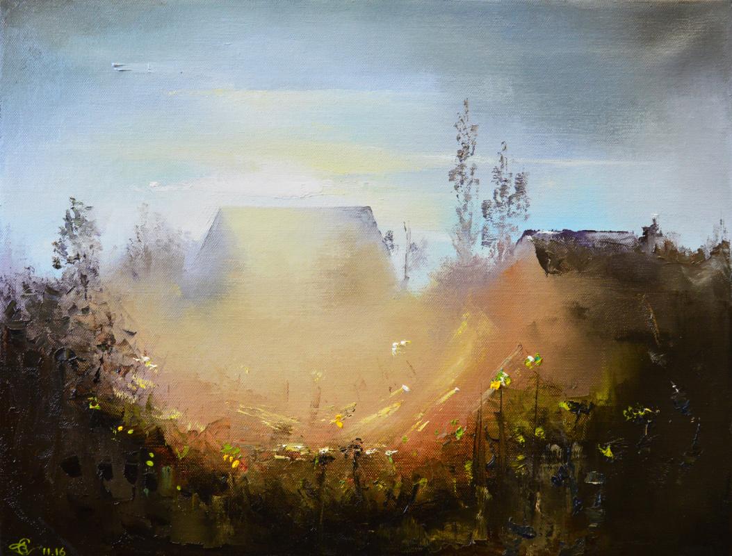 Vadim Anatolyevich Stolyarov. One morning