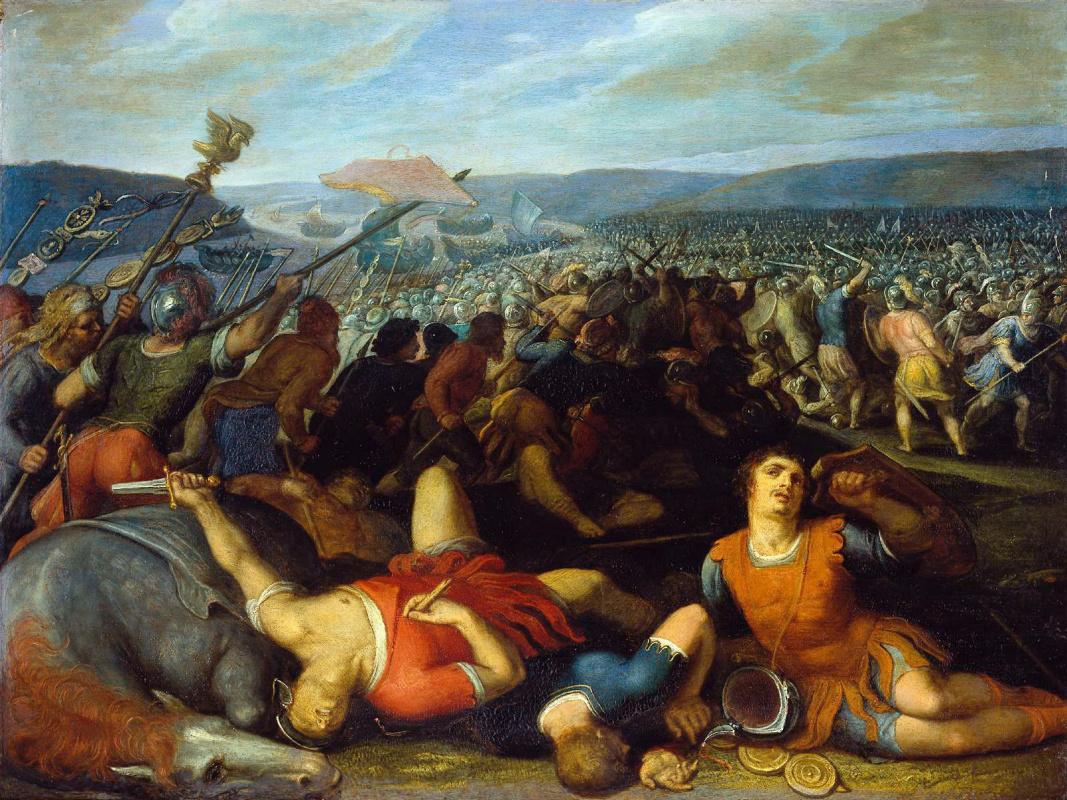 Otto van Win. Batavi defeated the Romans