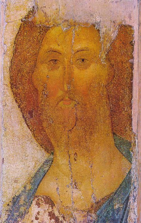 Icon Painting. Saved