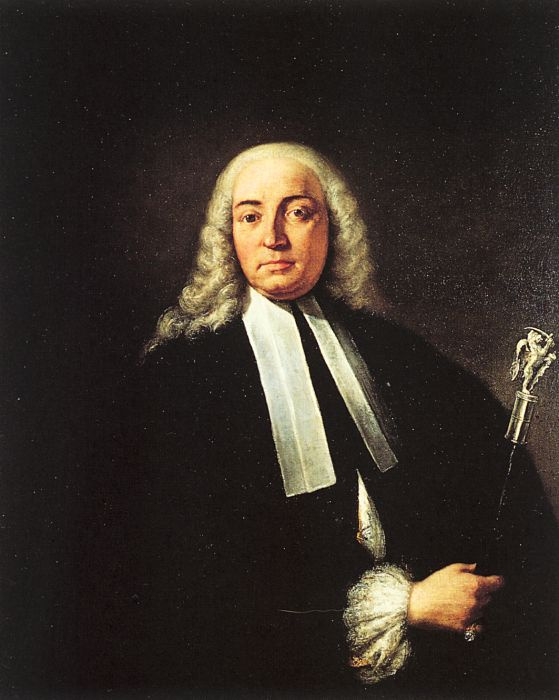 Алессандро Лонгхи. Мужской портрет