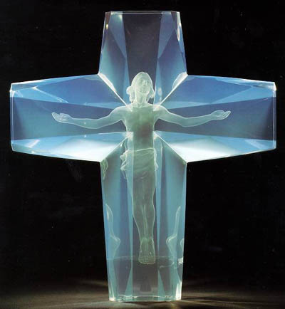 Фредерик Харт. Крест тысячелетия