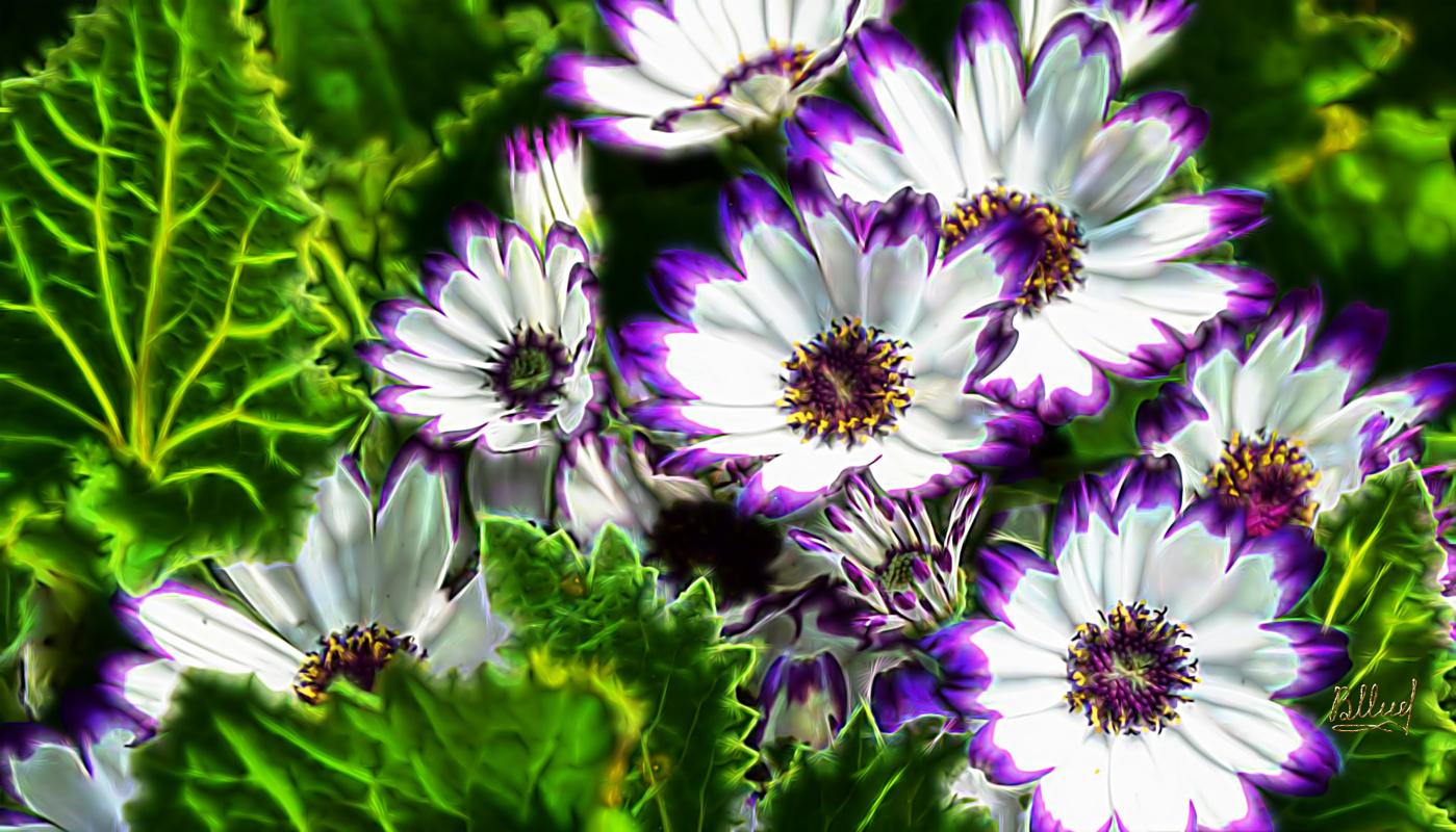 Vasiliy Mishchenko. Flowers 0138