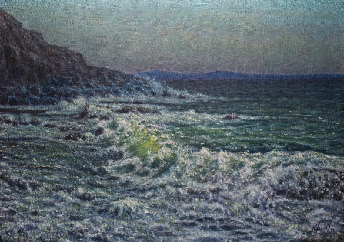 Valery Levchenko. No. 448 Seascape