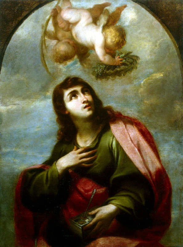 Juan Carreno de Miranda. Saint Damian