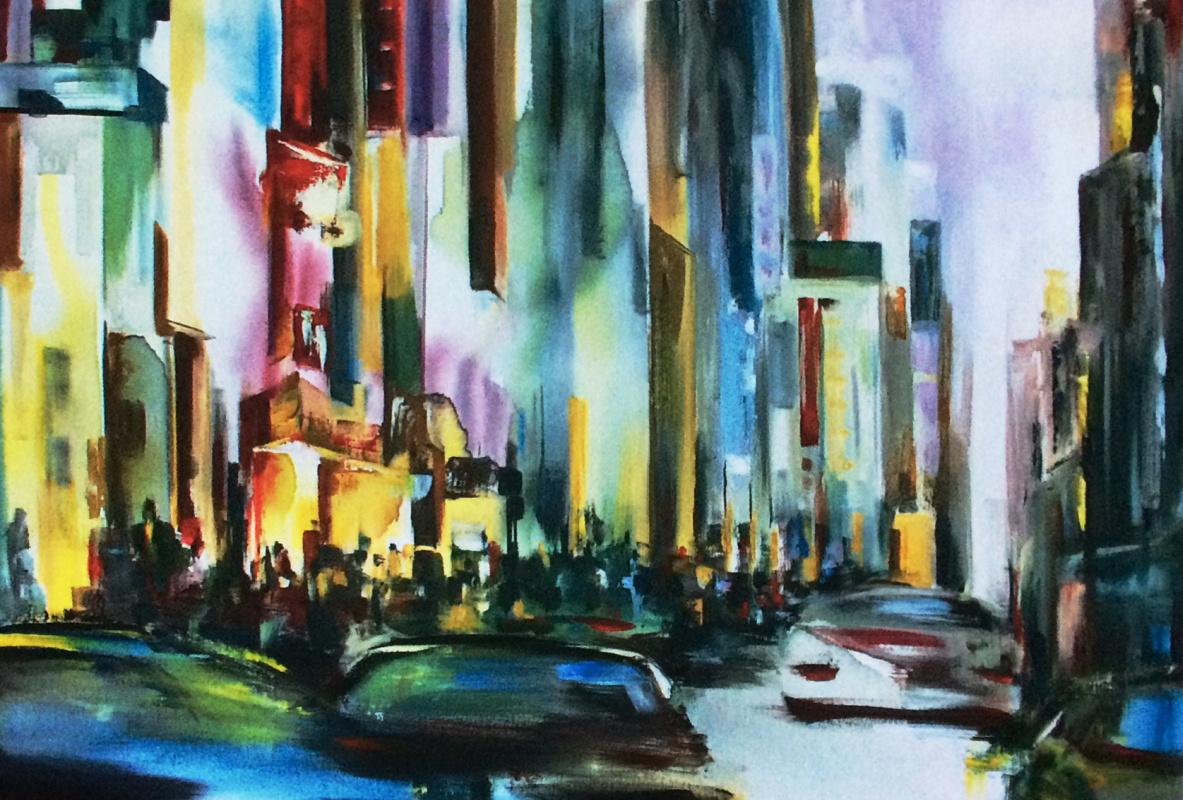 Robert Hettich. City Avenue