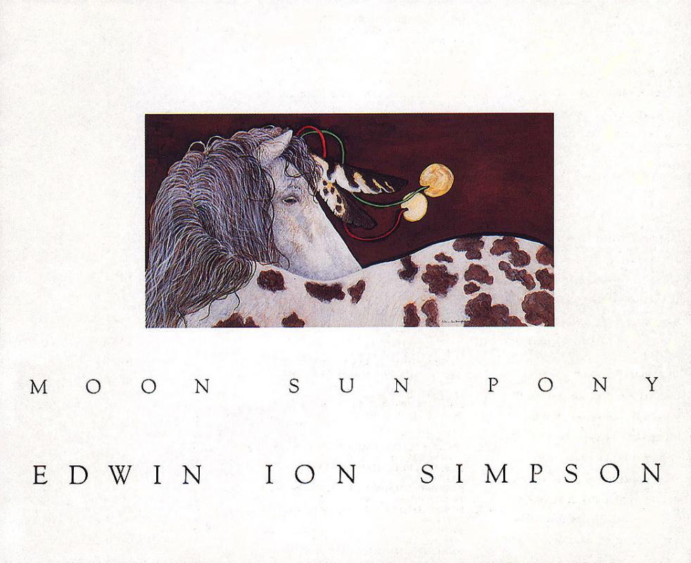 Эдвин Симпсон. Пони