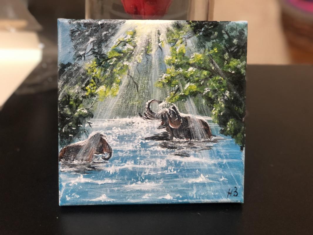 Васины слоны